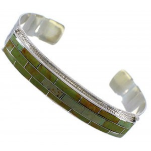 Southwest Turquoise Jewelry Silver High Quality Cuff Bracelet EX28209