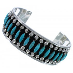 Turquoise Southwest Jewelry High Quality Silver Cuff Bracelet EX28339
