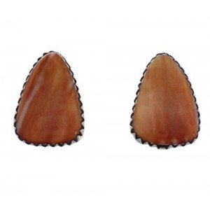 Oyster Shell American Indian Jewelry Post Earrings PX31508