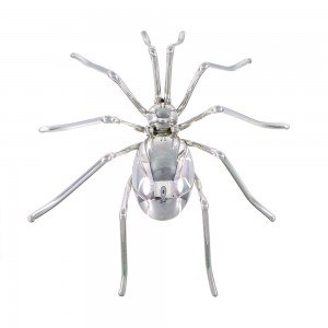 Sterling Silver American Indian Spider Pin AX97656