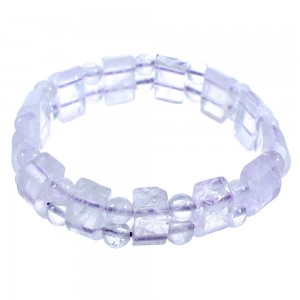 Quartz Stretch Bead Jewelry Bracelet RX114326
