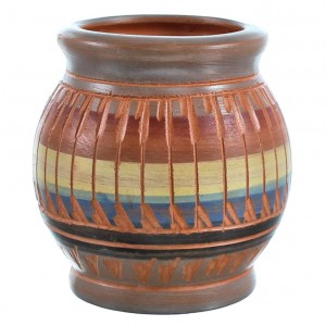 Hand Crafted Native American Pot BX116565
