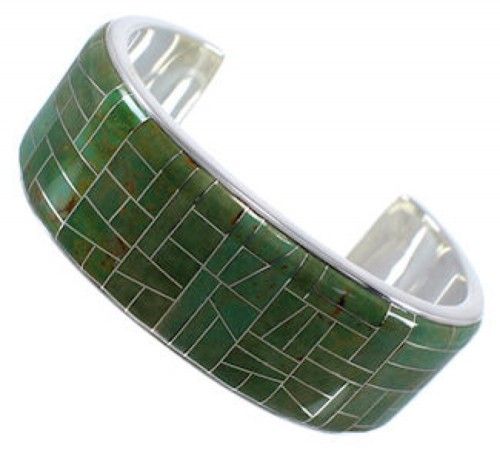 Southwest Turquoise Jewelry High Quality Silver Cuff Bracelet EX28217