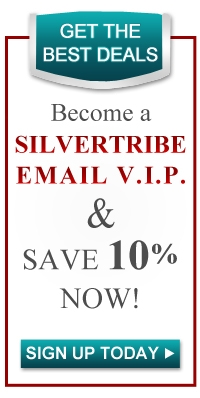 Sign Up For Silvertribe Email Newsletter
