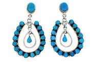 Shop Turquoise Earrings