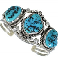 Turquoise Native American Bracelets