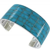 Southwest Inlay Bracelets