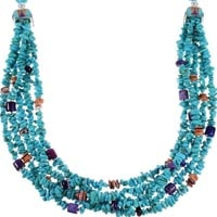 Multicolor Chunky Necklaces