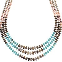Native American Multicolor Necklaces