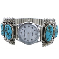 Sterling Silver Men's Watches
