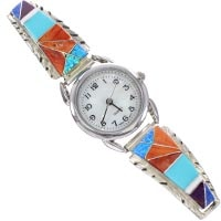 Sterling Silver Navajo Watches